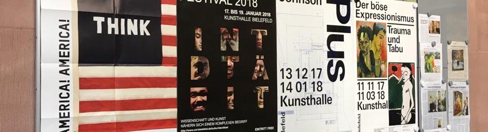 Finnissage at Kunsthalle Bielefeld
