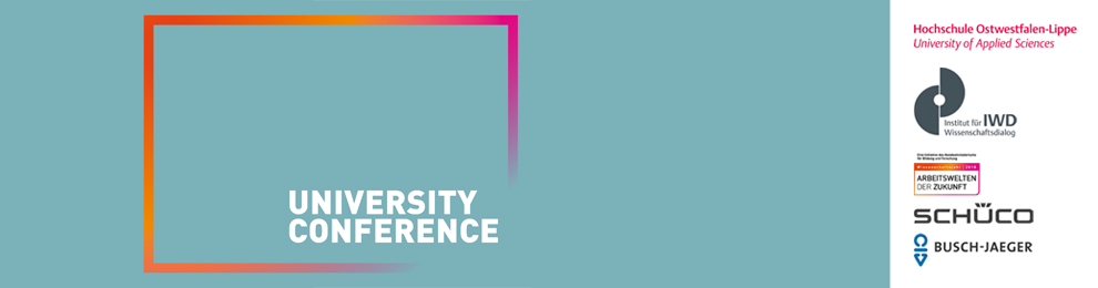 UNIVERSITY CONFERENCE: Workshop & Symposium