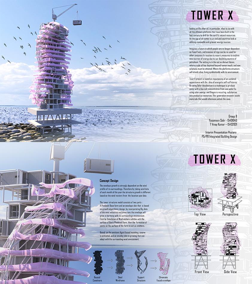 Tower X (T. Vinay Kumar, Yassmeen Sakr)