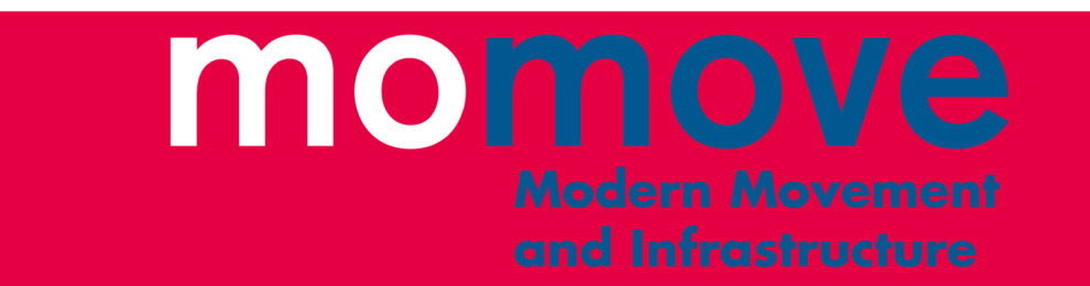 momove EXHIBITION // Modern Movement and Infrastructure
